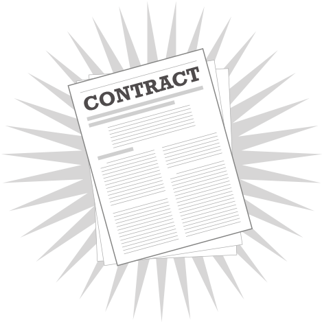 Contracts, documents, print packs, free forms