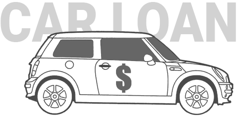 Vehicle loan structure