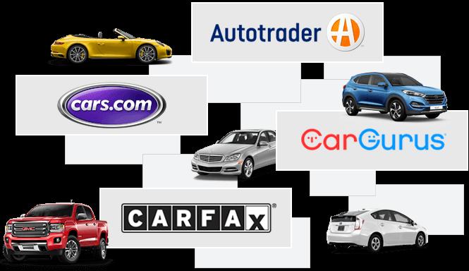 Online car ad posting